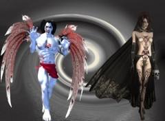 Fonds d'écran Fantasy et Science Fiction Image sans titre N°12735