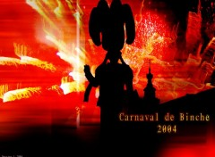 Wallpapers Brands - Advertising Caranaval de Binche 2004
