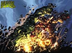 Fonds d'écran Comics et BDs Ruthay Hulk 20