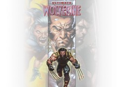 Wallpapers Comics Red's Wallpaper of Wolverine 01
