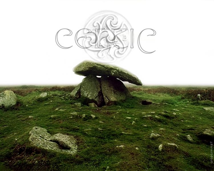 Wallpapers Fantasy and Science Fiction Celtic Dolmen02