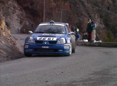Wallpapers Sports - Leisures Rally de Monte-Carlo 2004