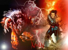 Wallpapers Comics No name picture N°2170