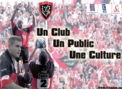 Wallpapers Sports - Leisures RUGBY CLUB TOULONNAIS 2