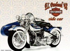 Wallpapers Motorbikes EL Panhead '48
