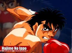 Fonds d'écran Manga Ruthay Hajime No Ippo 02
