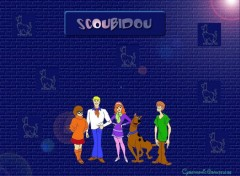 Wallpapers Cartoons Scoubidou