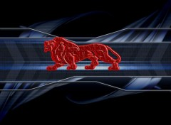 Wallpapers Brands - Advertising lonsdale red lion