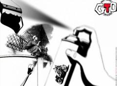 Wallpapers Manga Ruthay GTO 02