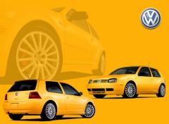 Wallpapers Cars Team GTI Golf 2éme Ver
