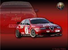 Wallpapers Cars Alfa Groupe GTA