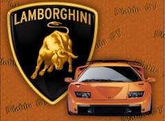 Wallpapers Cars Lamborghini Team Cybersonic