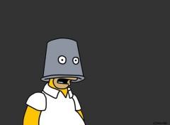 Fonds d'écran Dessins Animés Homer Buck
