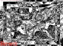 Fonds d'écran Manga Ruthay Berserk 05