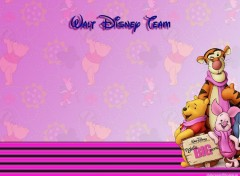 Wallpapers Cartoons Team Walt Disney 'Cybersonic'