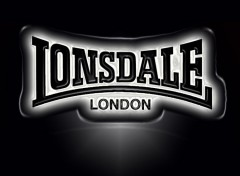 Wallpapers Brands - Advertising black lonsdale