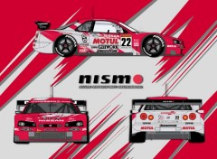 Wallpapers Cars Nismo Team 'Cybersonic'