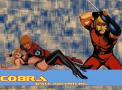 Fonds d'écran Dessins Animés Cobra