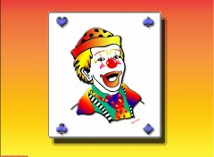 Wallpapers Cartoons Team Clown 'Cybersonic'