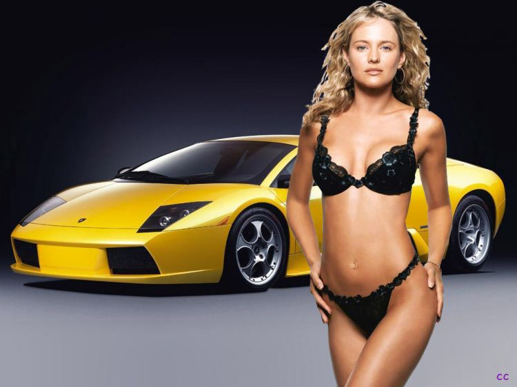 Wallpapers Cars Girls and cars Wallpaper N°7049