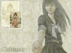 Fonds d'écran Manga Chizuna