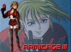 Fonds d'écran Manga Armi