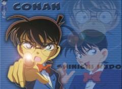Fonds d'écran Manga Détective Conan