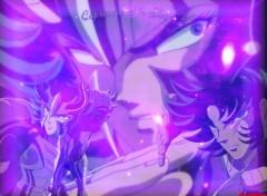 Fonds d'écran Manga Shura du Capricorne