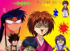 Fonds d'écran Manga kenshin_tv