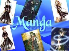 Fonds d'écran Manga HPManga