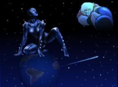 Fonds d'écran Dessins Animés Space cobra