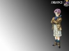 Fonds d'écran Manga 1er dbgt Trunk