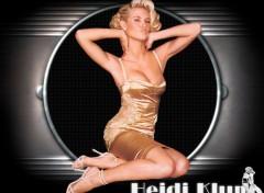 Fonds d'écran Célébrités Femme Heidi Klum