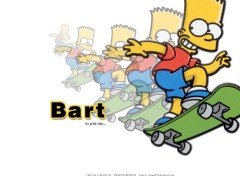 Fonds d'écran Dessins Animés Bart