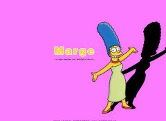 Wallpapers Cartoons Marge