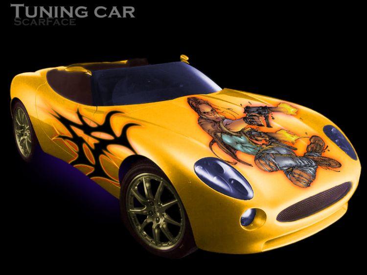 Fonds d 39 cran voitures fonds d 39 cran tuning tuning car for Fond ecran tuning
