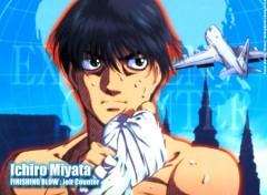 Fonds d'écran Manga Ruthay Hajime No Ippo Ichiro Miyata 01