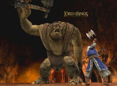 Wallpapers Video Games LOTR - The Third Age 01