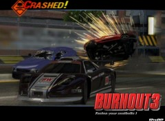 Wallpapers Video Games Burnout 3 - 01