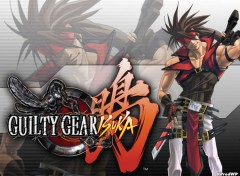 Wallpapers Video Games Guilty Gear Isuka - 01