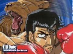 Fonds d'écran Manga Ruthay Hajime No Ippo Eiji Date 01