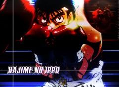 Fonds d'écran Manga Ruthay Hajime No Ippo 09