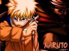 Fonds d'écran Manga Ruthay Naruto Uzumaki Naruto 02