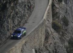 Fonds d'écran Voitures Monte Carlo Rally