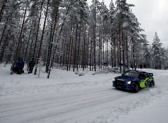 Wallpapers Cars Sweden Rally