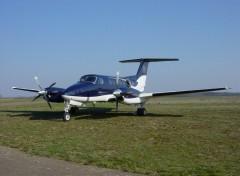 Fonds d'écran Avions Royal king air