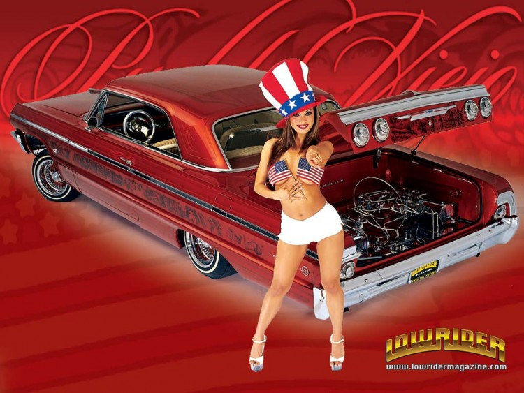 Wallpapers Cars Girls and cars Wallpaper N°69415