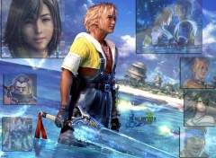 Wallpapers Video Games Tidus