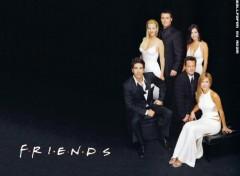 Fonds d'écran Séries TV Class' Friends