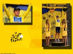 Fonds d'écran Sports - Loisirs Team Lance Armstrong